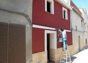 Servicios de pintura y instalaciones electricas