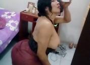 Andrea travesti morocha mamona saca leche de av  canta callao con bertello smp