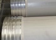 Coples zsm  para coneccion de tuberias de descarga de pozos de agua