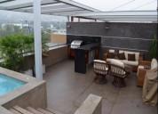 Alquilo penthouse duplex en surco