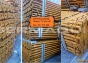 Venta de puntales metÁlicos para construcciÓn de 3.00m de procedencia espaÑola.