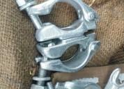 Precios de importaciÓn: abrazaderas galvanizadas fijas y giratorias