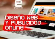 Diseño de paginas web arequipa lima marketing digital