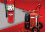 Extintor rodante amerex- certificacion ul