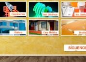 Drywall, expertos en departamentos, oficinas,spa en sistema drywall 949073383 / 5684070