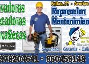 Técnico de lavadoras maytag en miraflores,960459148 para consultas  reparación a domicilio.