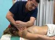 Masajes relajantes descontracturantes de circulación de sangre