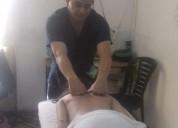 Masajes al cuerpo relajantes de circulación de sangre des
