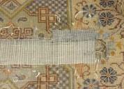 Lavado de alfombras persas en la molina telf. 241-3458 restauraciones