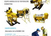 Equipo  de perforaciÓn diamantina hydrifort