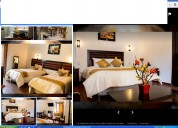 Vendo lujoso hotel boutique en vallecito