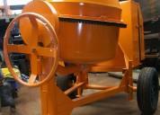 Alquiler y reparaciÓn de maquinas mezcladoras tipo trompo de 09p3 para la construccion 981379192