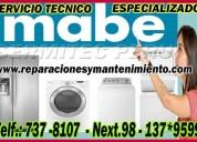servicio tecnico mabe 981091335 reparacion de refrigeradores mabe – chorrillos