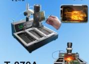 Puhui t-870a venta maquina de reballing