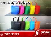 Bolsas reutilizables - janpax