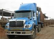 Semitrayler international 7600