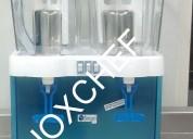 Cutter acero inoxidable skymsen procesador licuadora