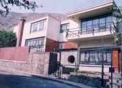 Vendo casa en chaclacayo