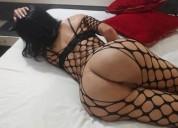Katalina sexy travesty exclusiva dispuesta a  cumplir todas tus  fantasias