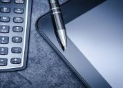 Estudio contable ofrece credito fiscal genuino y verificable