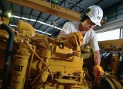 Reparación de maquinaria pesada