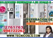 Tu refrigeradora falla? servicio tecnico reparación lg 998722262– pueblo libre