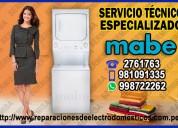 Asesores técnicos mabe 998722262  servicio técnico de refrigeradoras – rimac
