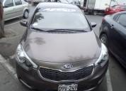 Particular vende impecable auto kia cerato 2013