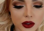 Clases de maquillaje profesional en corto tiempo en horarios mañana