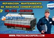* ¡calidad! técnicos capacitados en refrigeración* en san isidro / 7590161
