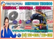 Centro técnico especializado de aire acondicionado splip 7596381 lima