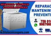 Asesoria comercial 7256381 servicio tecnico de conservadoras – congeladoras – lima