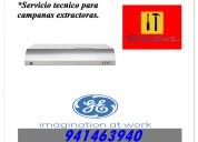 941463940 campanas general electric servicio tecnico en lima