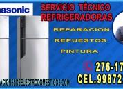 Soluciones técnicas en refrigeradoras panasonic- amana - goldstar 998722262 - la punta