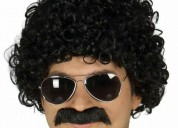 Barbas  y  bigotes  postizos   telefono  fijo  :  7816995   cel  :   999023200