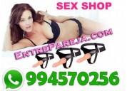 Sexshop ofertas perú único sexshop disponible 994570256