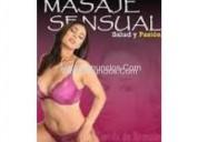 Disfruta hoy de masajes tantricos tailandes sensitivos y sensuales