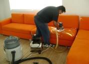 Lavado de muebles al seco