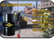 Gran venta de asfalto rc-250, emulsion asfaltica, mantos en brimax