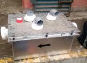Venta de trampas de grasa en acero inoxidable, envÍos a nivel nacional  987131301
