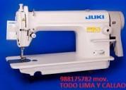 Servicio tecnico para maquinas de coser. industriales,semi industriales y domesticas