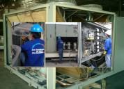 Aire acondicionado -refrigeraciÓn - ventilaciÓn mecÁnica