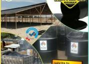 Los expertos en asfalto y manto asfaltico !!! productos a1