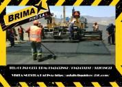 Venta de asfalto rc250, ocre bayer brimax peru
