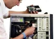 reparacion de computadora, laptop, redes lan wifi, camara de seguridad a domicilio