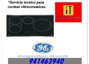 941463940 general electric mantenimiento cocinas vitroceramicas