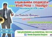 Banda de musicos  941112616 - 945270166