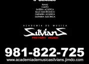 Silvians factory music 19 aÑos lÍder acadÉmico musical