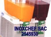 Refresqueras ibbl begel acero inox -2545930 stock