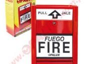 Sistema contra incendio, detectores de humo, deteccion de humo, certificado operatividad